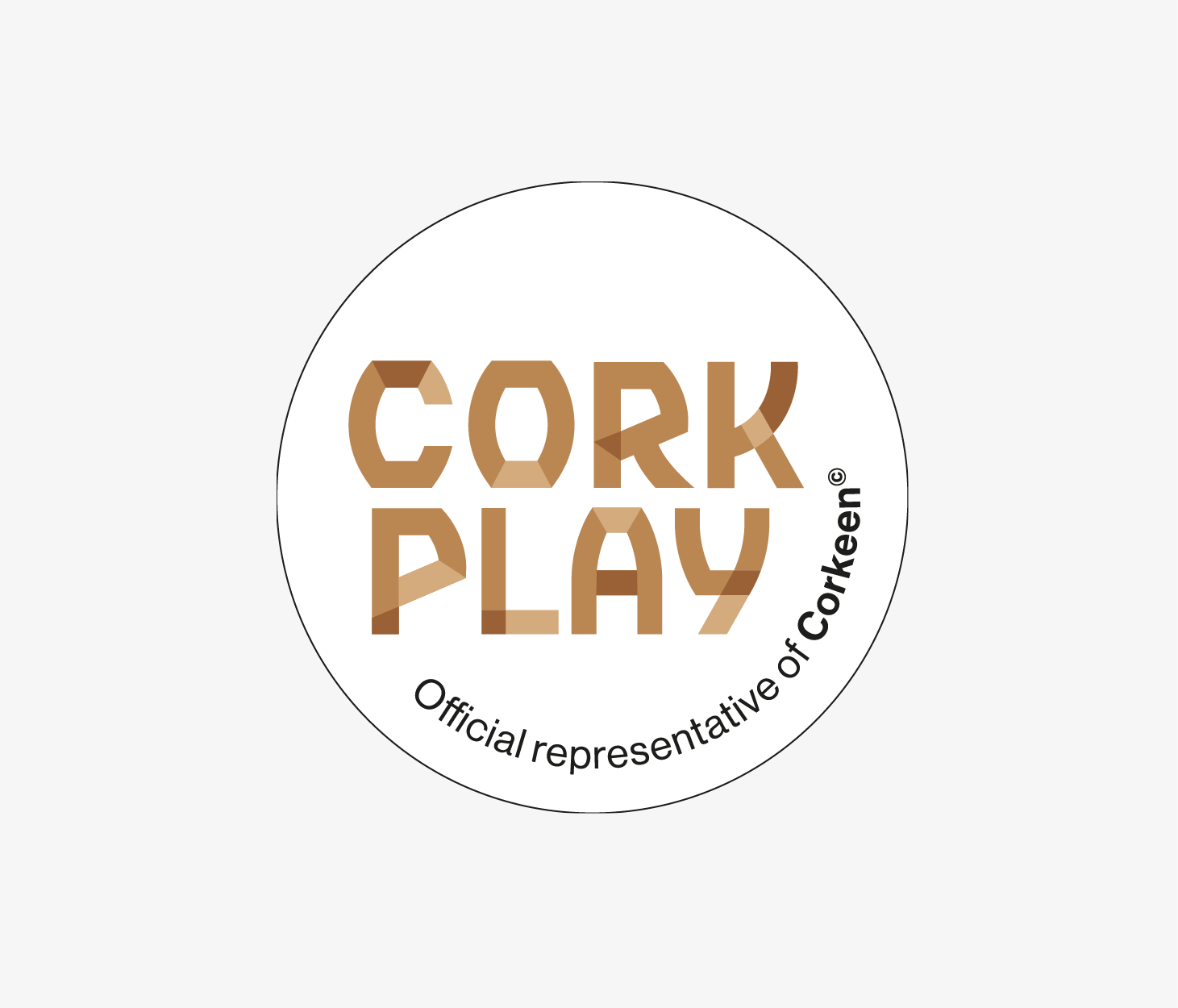 Corkplay logo
