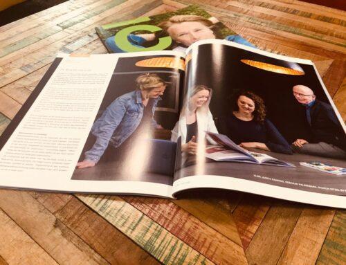 Profilers in het communicatievakblad C van Logeion!