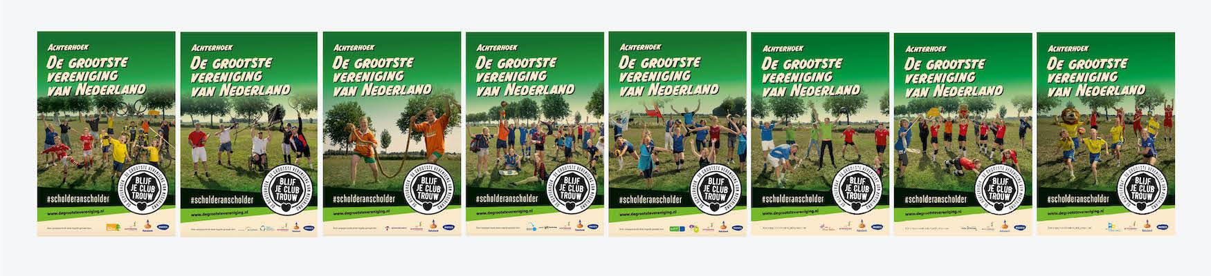 Campagne Achterhoek, de grootste vereniging van Nederland