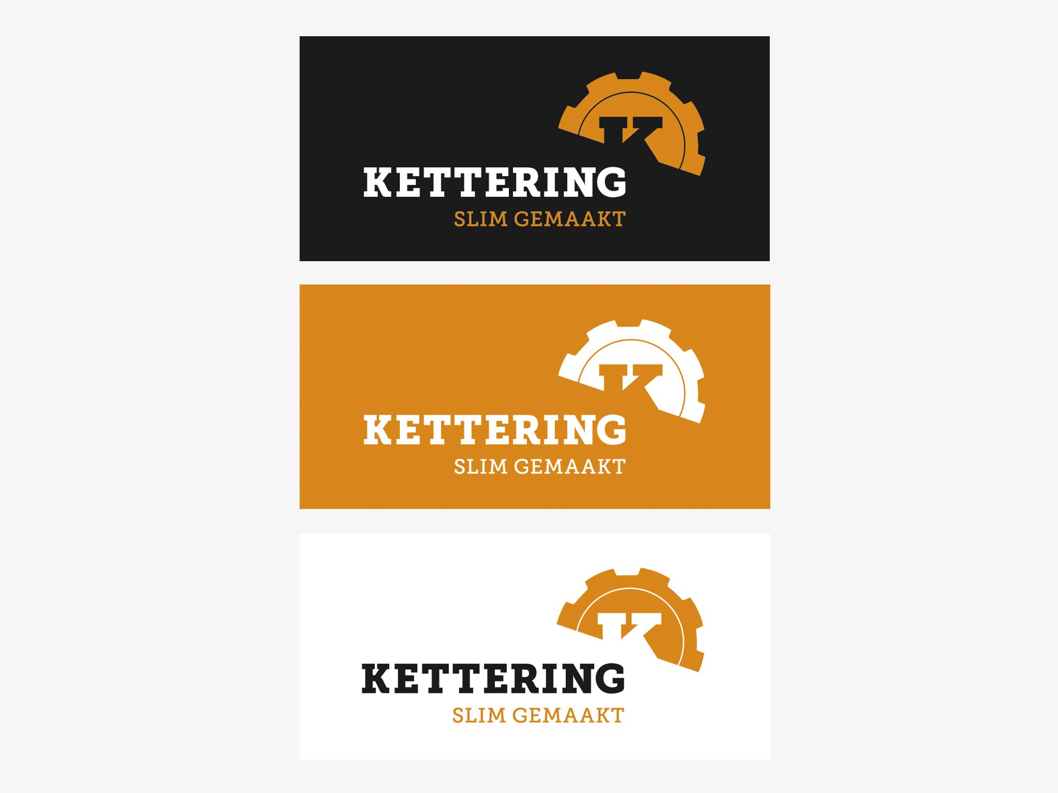 Logo Kettering kleuren