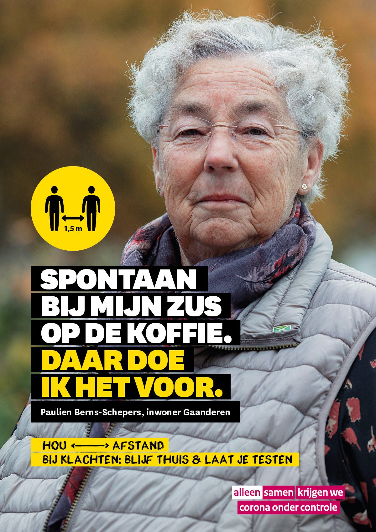 Poster campagne